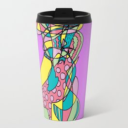 Mixed Drinks Travel Mug