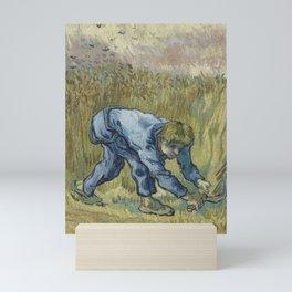 The Reaper (after Millet) Mini Art Print