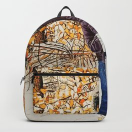 winter kiss Backpack