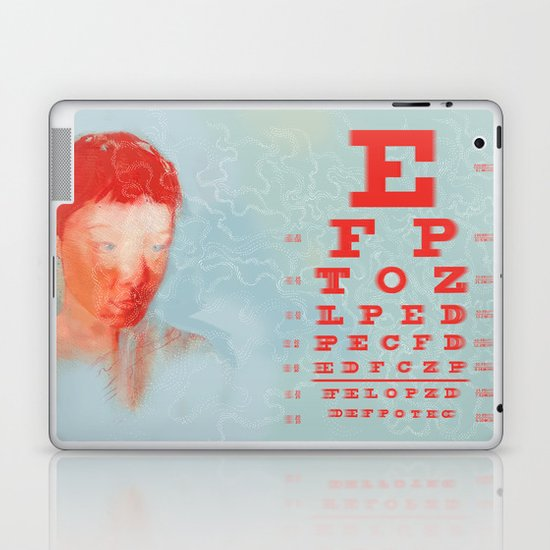 """The 20/20 Experience 2"" by Justin Hopkins Laptop & iPad Skin"