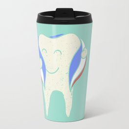 Minty Fresh Travel Mug