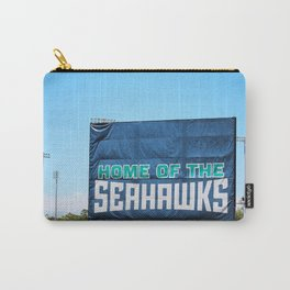 Home Of The Seahawks Carry-All Pouch