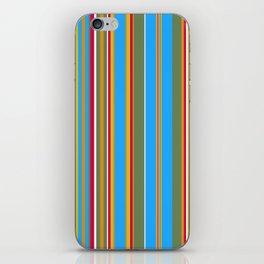 Stripes-012 iPhone Skin