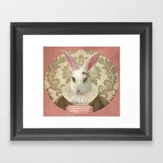 Metamorphosis of a Shapeless Heart Framed Art Print