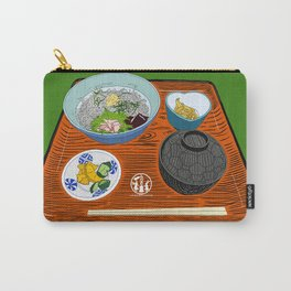 Kamakura Lunch Set Carry-All Pouch