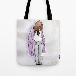 Cozy Cardigan Tote Bag