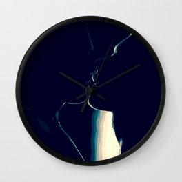 Like ships in the night... Wall Clock