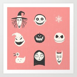 This is Halloween Art Print