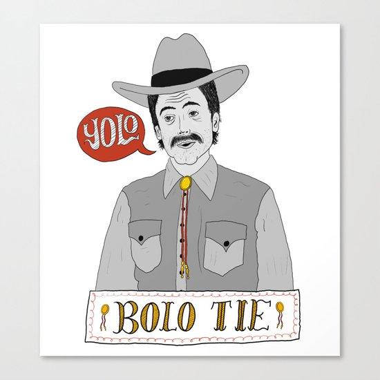 Yolo Bolo Canvas Print