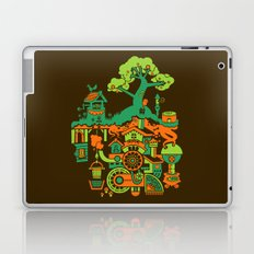 SUBterrian (Make A Wish) Laptop & iPad Skin