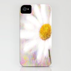 Daisy on Butterflies Slim Case iPhone (4, 4s)
