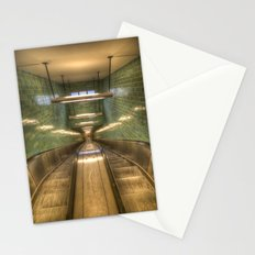 Light going down Stationery Cards