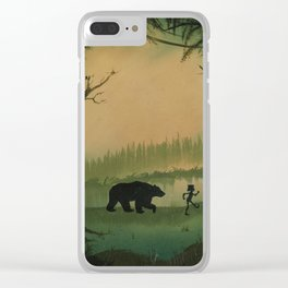 The Jungle Book by Rudyard Kipling Clear iPhone Case