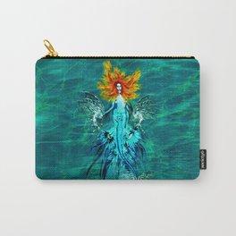 Siren splash Carry-All Pouch