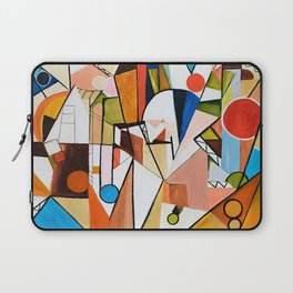 Abstract Beginning Laptop Sleeve