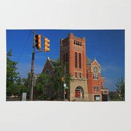 Ashland Avenue Baptist Church I Rug