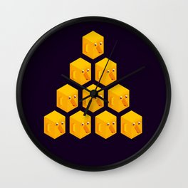 Tripitaka Clones Wall Clock