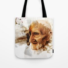 The Old man Tote Bag