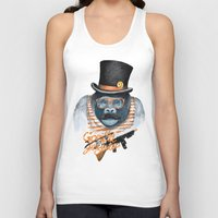 gangster Tank Tops featuring Gangster by dogooder