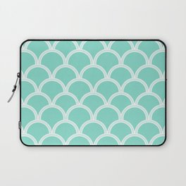 Turquoise Home Decor Laptop Sleeve