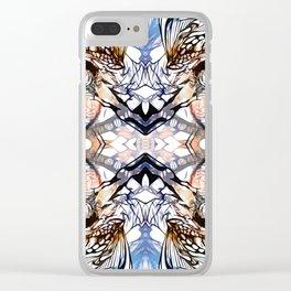 CatFishEye Quad Clear iPhone Case