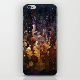 City of Lights iPhone Skin