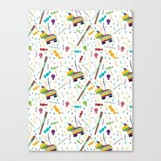 Piñatas Canvas Print