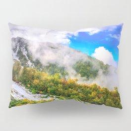 Autumn in Mountains Pillow Sham
