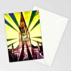 church bells Stationery Cards