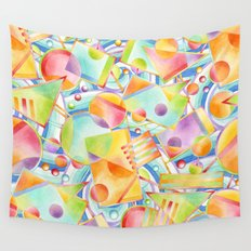 Beach Party Wall Tapestry