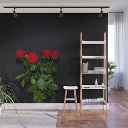 Flower Photography by Arle Podmarjova Wall Mural