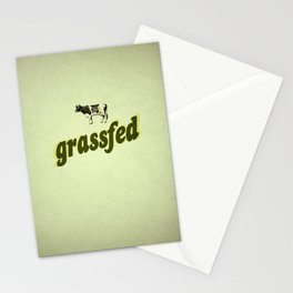 Grassfed Stationery Cards
