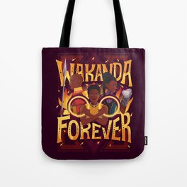Women of Wakanda Tote Bag