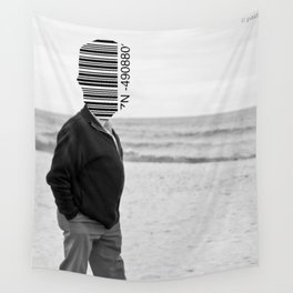 Materialistic Society Wall Tapestry