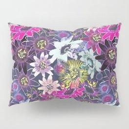 Passion Flower Bright Pillow Sham