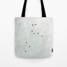 Leo x Astrology x Star Sign Tote Bag