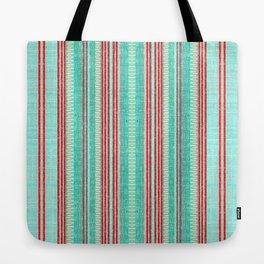 Beachhouse Stripe Tote Bag