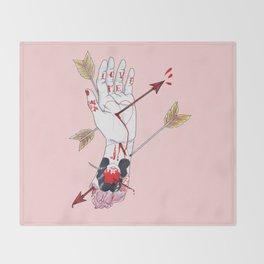 Love Me Throw Blanket