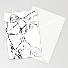 Winged Victory 1 Stationery Cards