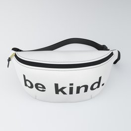 Simple Rules Fanny Pack