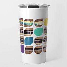 Cold Comfort Collage — Frontline Travel Mug