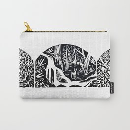 Spirit of the Forest Carry-All Pouch