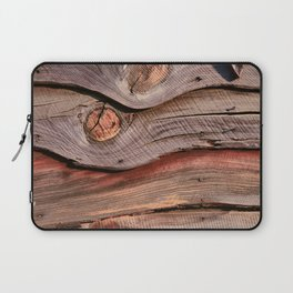 Weathered Wood Laptop Sleeve