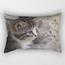 Kittens Rectangular Pillow