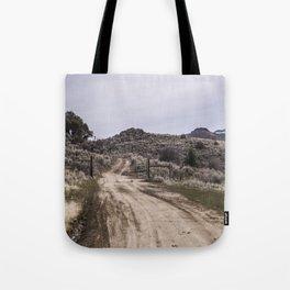 Gated Road Tote Bag