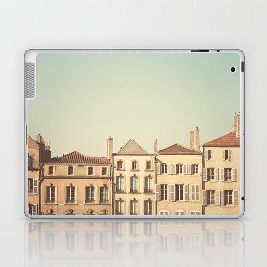 designated town of art & history ... Laptop & iPad Skin