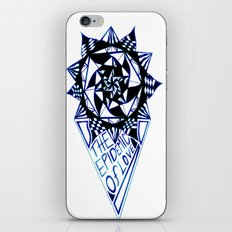 The Epidemic Of Love  iPhone Skin