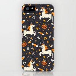 Candy Unicorns iPhone Case