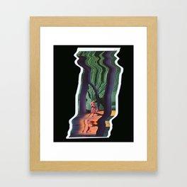 Escanografía 3 Framed Art Print