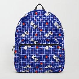 KiniArt Westie Love Doctor Backpack
